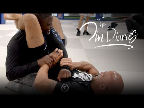 UFC 266 - The Din Diaries | Fishin' With Robbie Lawler