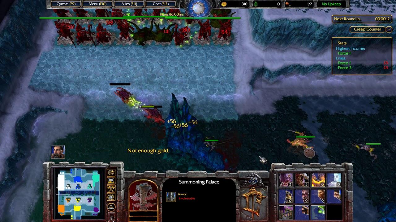 Warcraft 3 Reforged - WMW Reborn