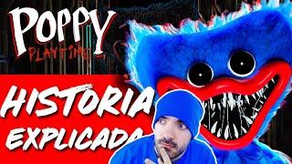 POPPY PLAYTIME: La Historia Explicada, Cintas VHS, Teorías y Más! (Parte 1) Reacción | iTownGamePlay