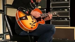SOLD •Gibson Custom Shop Tal Farlow Signature  •  SN: 11614002