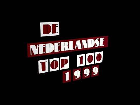 Nederlandse Top 100 1999 (Dutch Chart 1999)