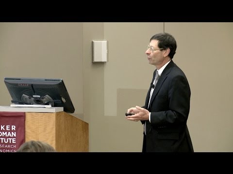 Maurice Obstfeld: Financial Globalization and Financial Crises