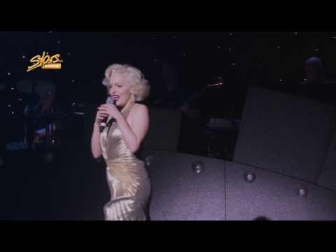 """""""Stars in Concert"""": Marilyn Monroe / Suzie Kennedy"""