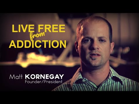 Live Free from Alcoholism and Drug Addiction - Reach Recovery Promo 2011
