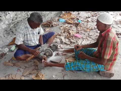 Valhi Hanulun - Maldivian tradition