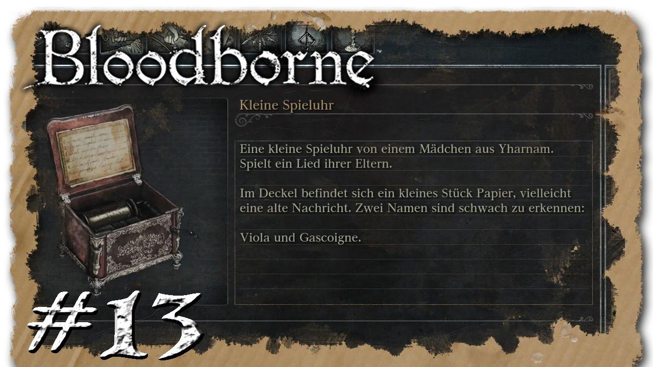 Bloodborne Spieluhr