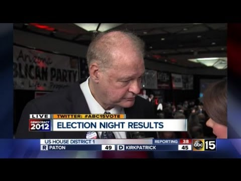 Attorney General Tom Horne talks to ABC15