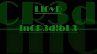Lloyd..((Street Love))..Incredible