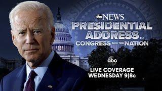Watch live: president biden addresses ...
