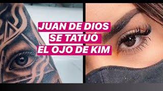 JUAN DE DIOS SE TATUÓ A KIMBERLY  EN LA MANO COMO MUESTRA DE AMOR YouTube Videos