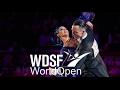 2016 World Open Standard Vienna | The Final Reel | DanceSport Total
