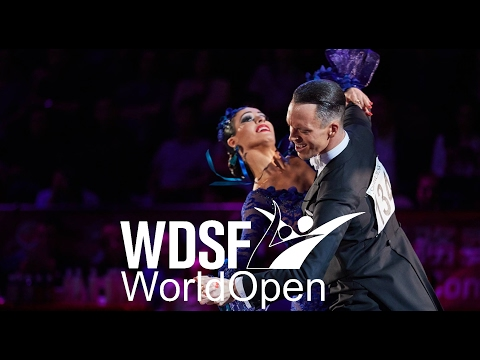 2016 World Open Standard Vienna | The Final Reel | DanceSport Total