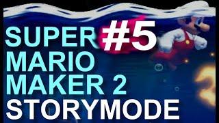 Lets Play Super Mario Maker 2 Storymode #5 (German) - Sidequests bis zum Umfallen
