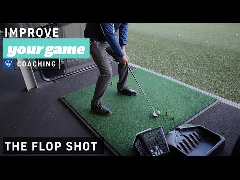 The Flop Shot - Golf Lessons with Topgolf