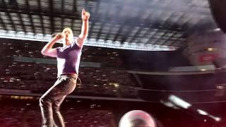 Coldplay - A Head Full of Dreams Live @San Siro Milano 03/07/17 [HD]