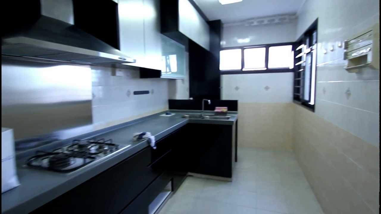 5 Room HDB Renovation At Jalan Tenteram: Part 7    Day 33    Final Stage    YouTube