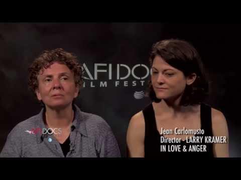 AFI DOCS 2015 Interview: LARRY KRAMER IN LOVE & ANGER directors Jean Carlomusto and Shanti Avirgan