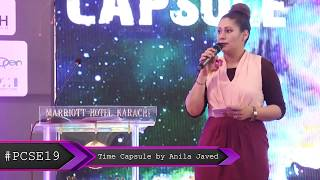 Session on 'Time Capsule' by Anila Javed – 7th Pakistan CIO Summit 2019