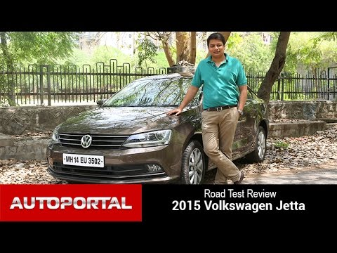 Volkswagen Jetta 2015 Test Drive Review - Autoportal