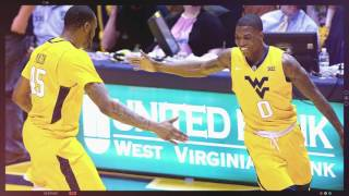 Life As A Mountaineer: Teyvon Myers