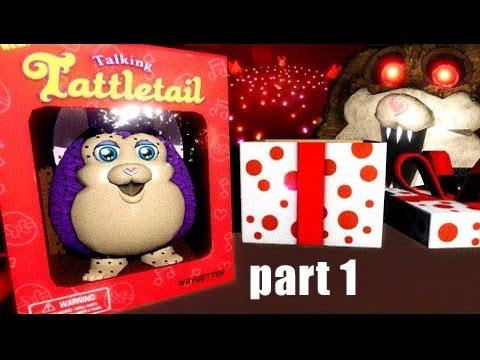 Tattletail Gameplay Walkthrough Part 2 - Night 4 (No ... |Tattletale Horror Game
