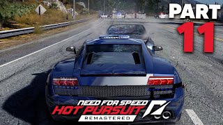 NEED FOR SPEED HOT PURSUIT REMASTERED Gameplay Walkthrough Part 11 -