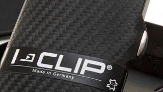 2018 I-CLIP Carbon Wallet Giveaway