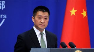 China says South Korean president