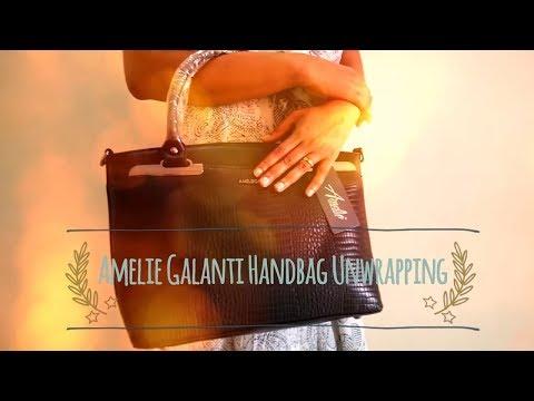 Amelie Galanti Handbag