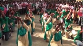 Flash Mob  AIS 5th Batch BBA COMPLETION!  , Jagannath University