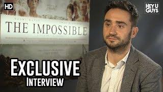 Director Juan Antonio Bayona - The Impossible Exclusive Interview