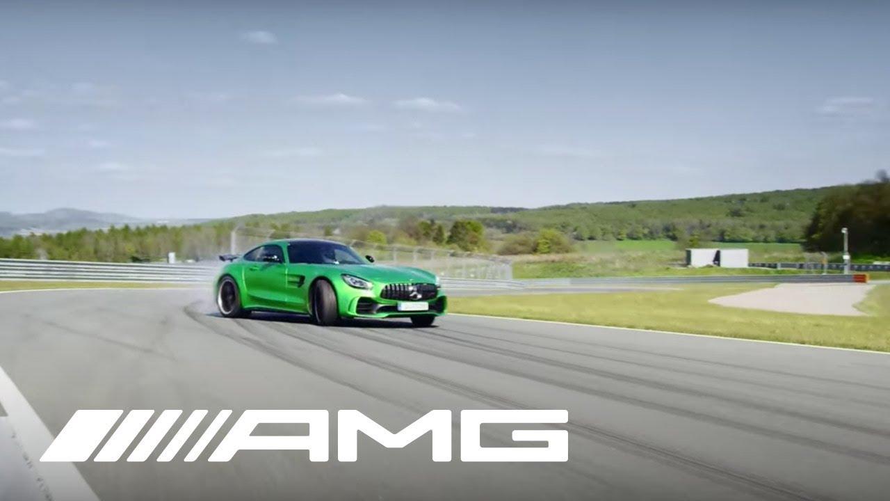 The Mercedes-AMG GT R - Raw - Maemo Motors Mercedes-Benz 2017-08-15 10:00