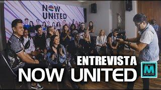 Now United Intentan Decir Frases En Español