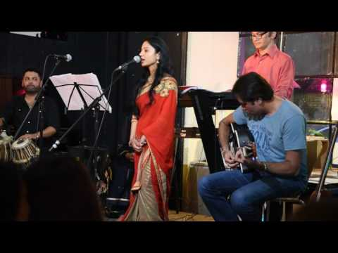 O Saathi Re Din Doobe Na | By Nidhi | Female Cover | Hidden Gems - 2 | Live in London