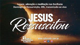 Jesus ressuscitou   Escola dominical 04/04/21   Escola dominical 04/04/21