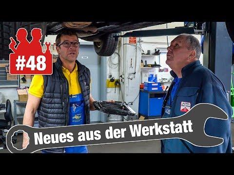 Kettenlängung beim BMW | Scirocco-Bremsen kaputt gestanden | DPF beim T5 immer wieder dicht