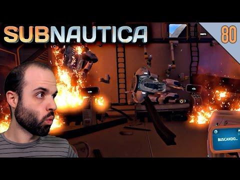 Subnautica #80 | LAS SALAS DE LA AURORA | Gameplay Español