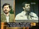 Iranian President Mahmoud Ahmadinajad: Holocaust is a myth