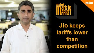 Mark to Market | Why Jio is the biggest gainer post tariff hikes