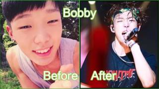 IKON - Before And After | Predebut Pictures