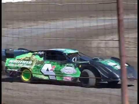 4z Donald Curtis  Super Stock Practice Barona Speedway 7-2-2016