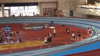 1000 м юниоры Открытие сезона 2013