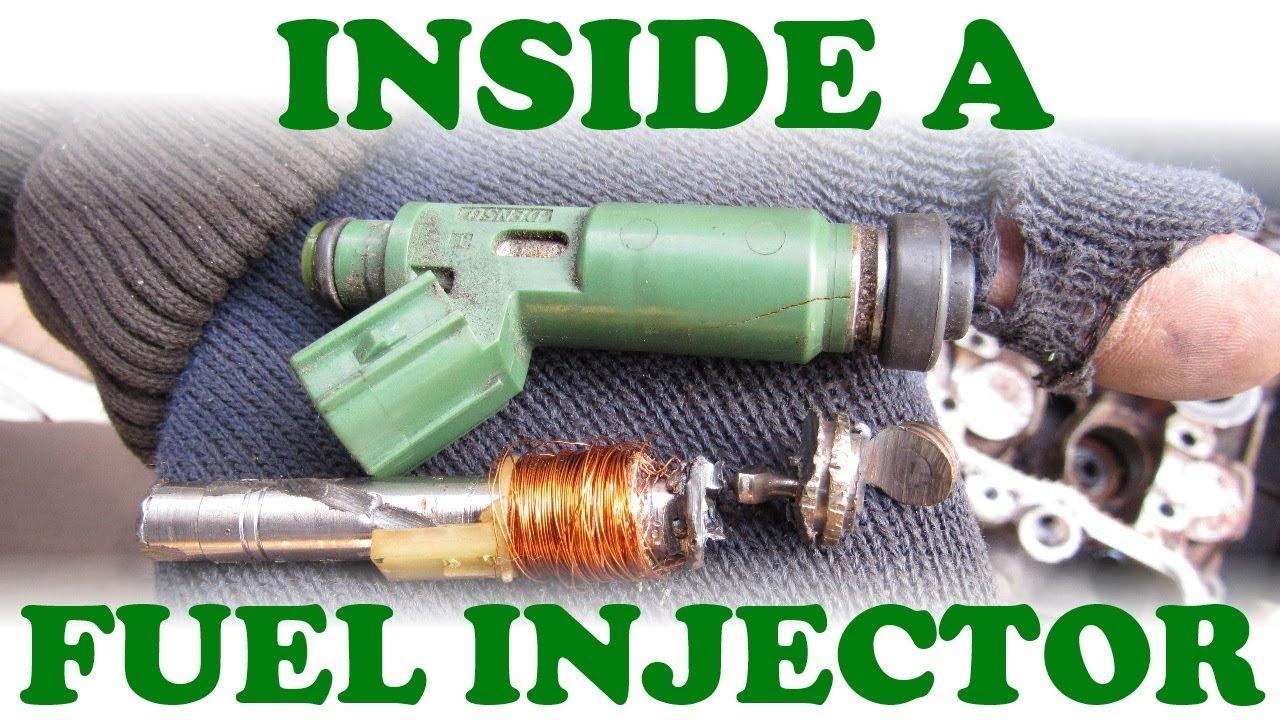How Fuel Injectors Work