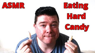ASMR - Eating Hard Candy (No Talking)