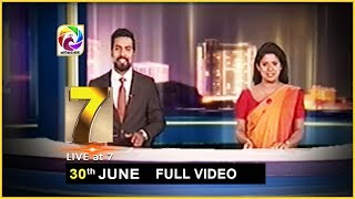 Live at 7 News – 2019.06.30 Thumbnail
