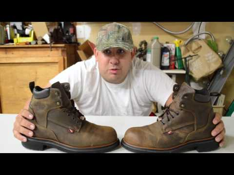 REDWING # 4215 Men's 6-inch Boot MADE