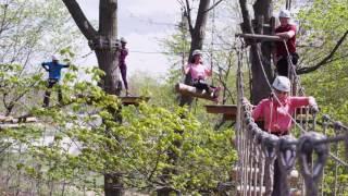 Treetop Trekking Ontario Zip Line Parks
