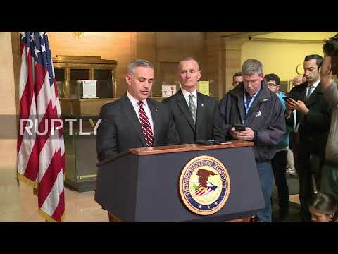 USA: Pittsburgh shooting suspect makes first court appearance