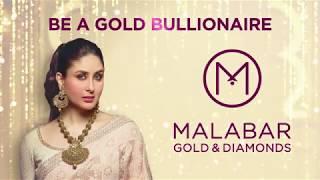 Win up to 75 gold bars & be a Gold Bullionaire at Malabar Gold & Diamond - Bahrain