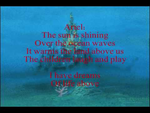 The Little Mermaid: Songs From The Sea - 1. The Sea Kingdom (Lyrics on Screen)